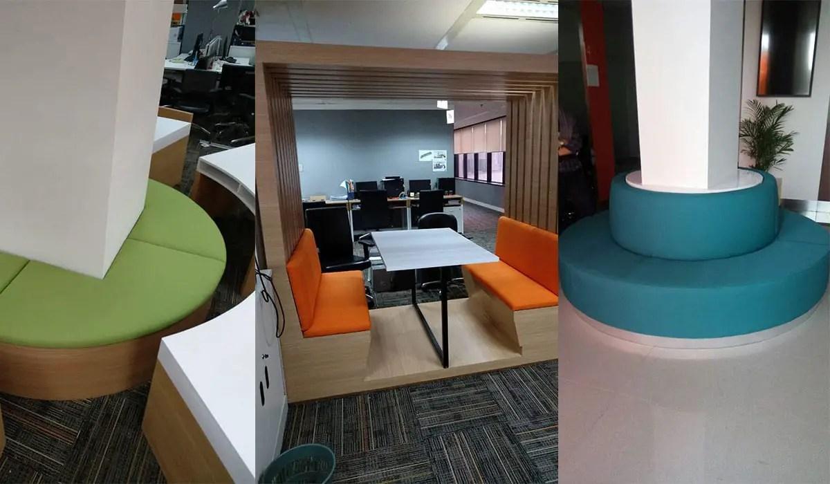 Furniture Sofa Bank BNI