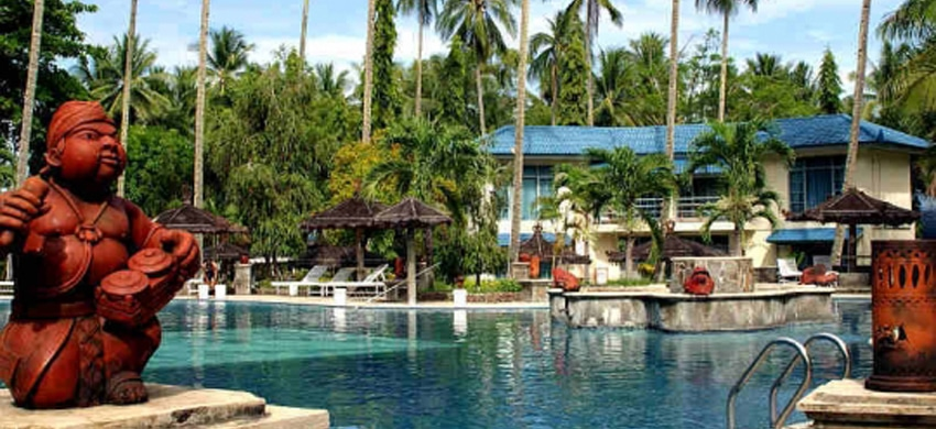 Tasik Ria Resort Spa and Diving hotel di manado bintang 4 lengkap