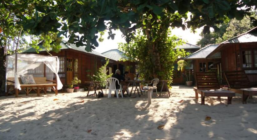 Hotel Bobocha Cottages Siladen