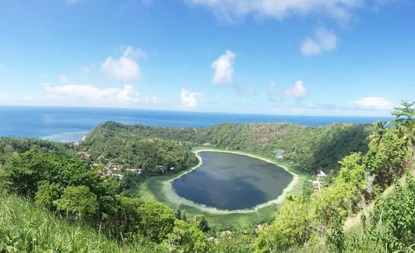 Danau Hati Makalehi