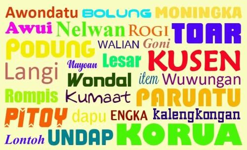 Fam Orang Manado dan Artinya