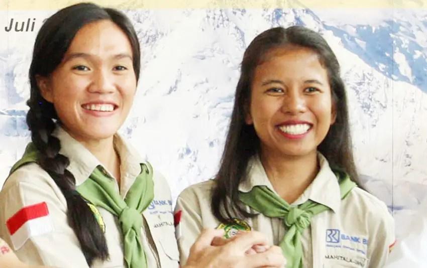 fransiska dan mathilda, dua srikandi yang membanggakan indonesia!