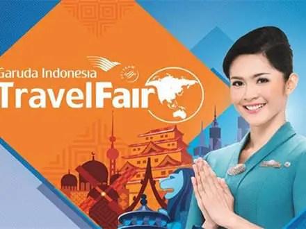 Garuda Indonesia Travel Fair 2016 di Manado