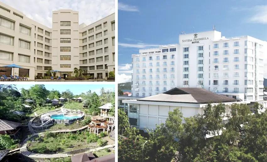 3 hotel di manado bintang 5