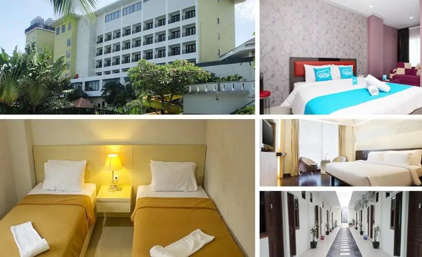 hotel di manado dekat bandara