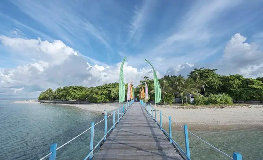 jalan dermaga pulau gangga (by booking.com)