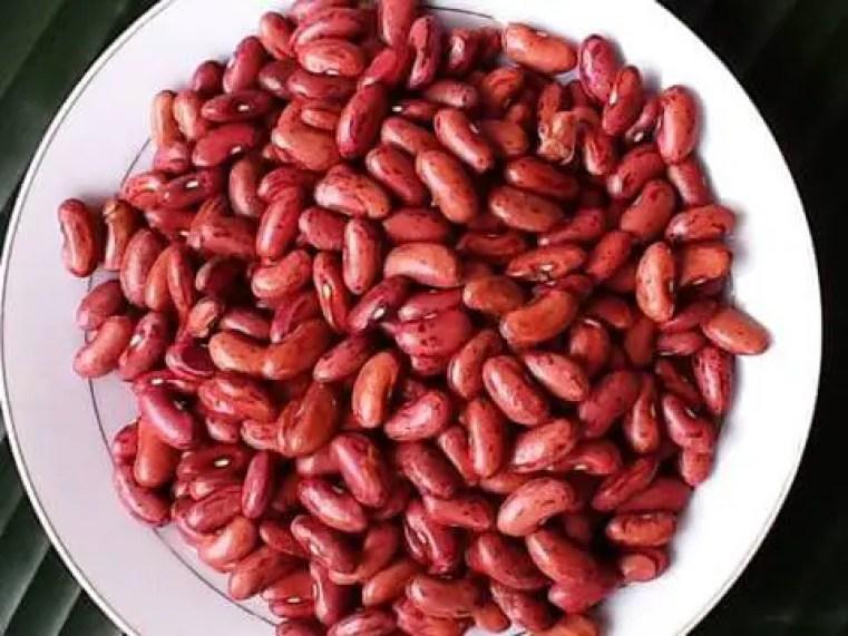 kacang merah manado