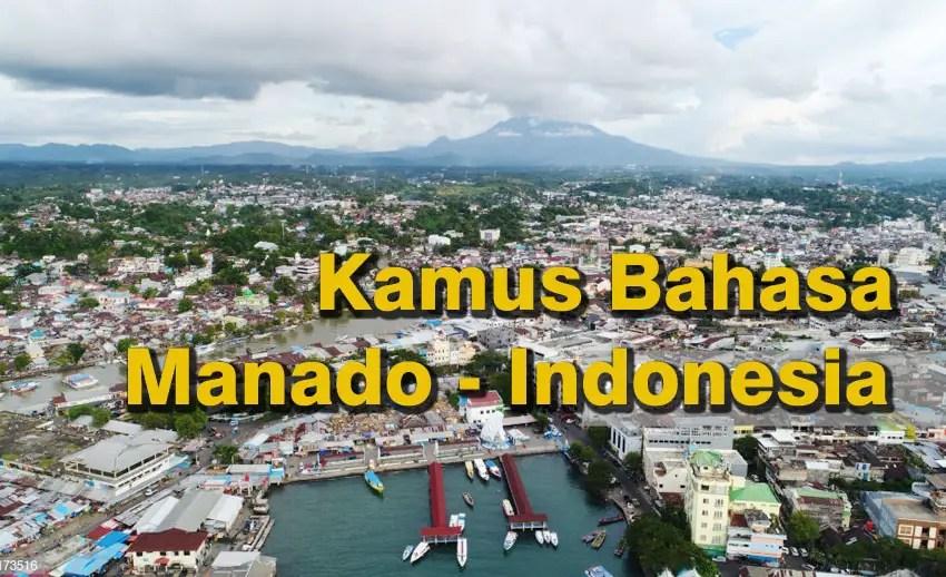 Kamus Bahasa Manado – Indonesia