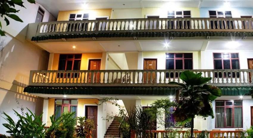 kolongan beach indah hotel adalah hotel budget manado murah