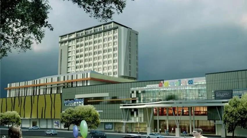 manado town square 3 ada apartemen dan hotel