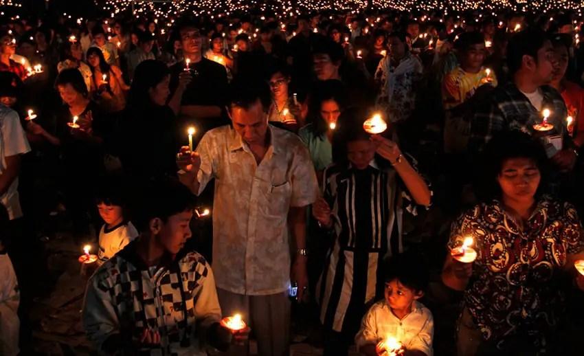 Natal di Manado – (sebuah puisi)