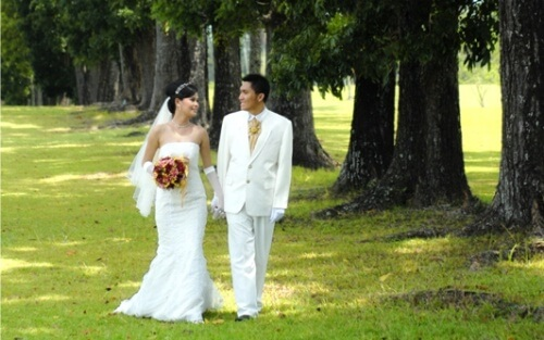 wedding di novotel manado
