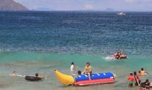 Pantai Pulisan Manado