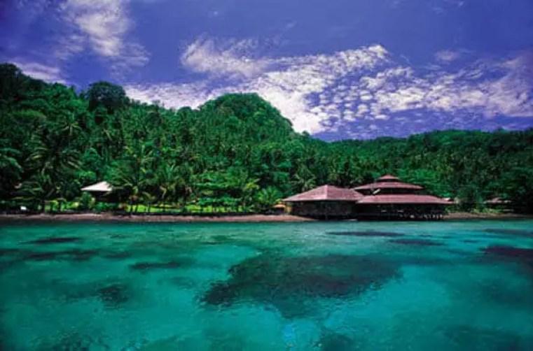 pulau lembeh bitung manado