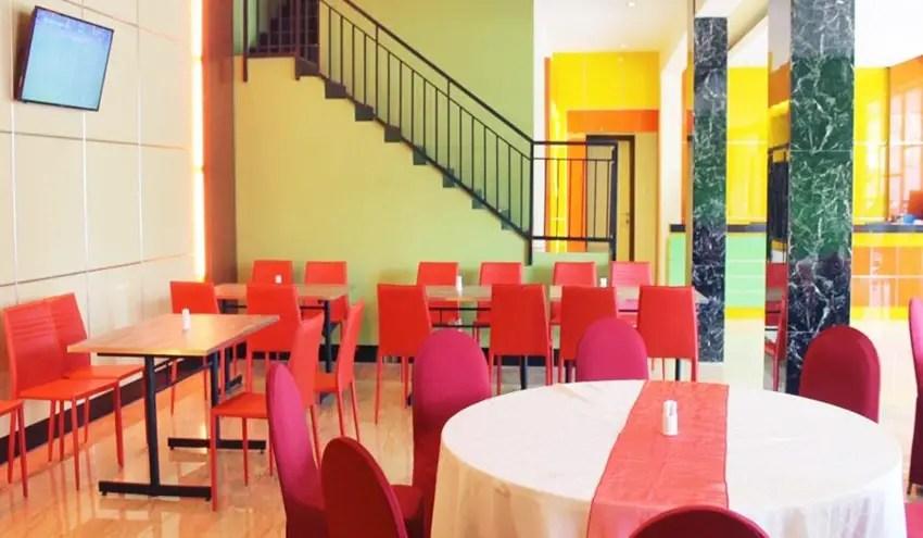 restoran hotel maleosan inn manado