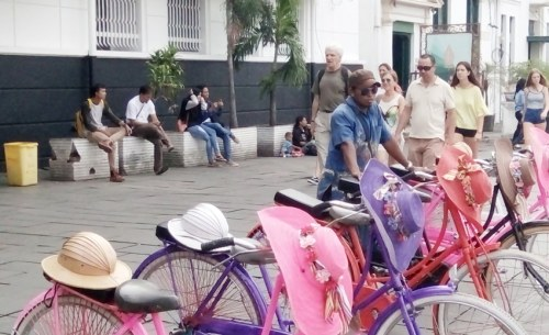 Jakarta Old Town, Never Grow Old