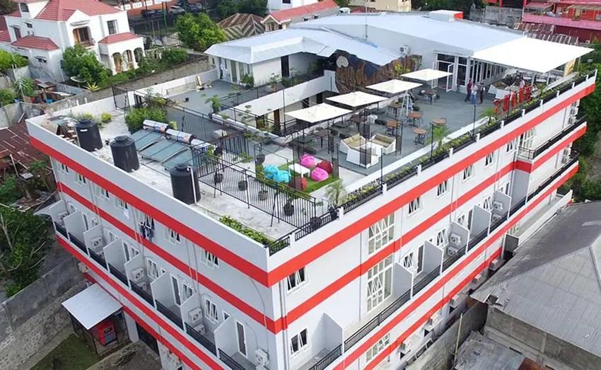 roof avons residence manado memukau sebagai salah satu hotel murah di manado 2017