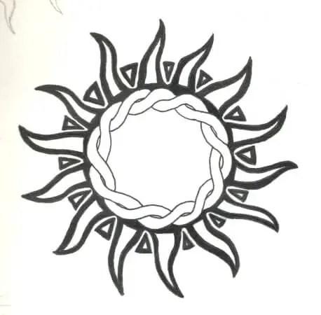 tato-matahari