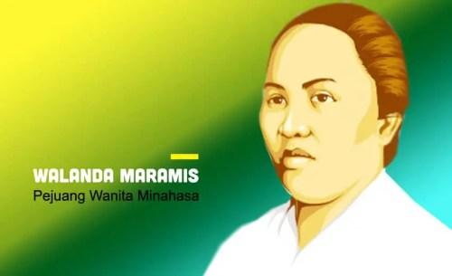 Walanda Maramis – Pejuang Emansipasi Wanita Minahasa