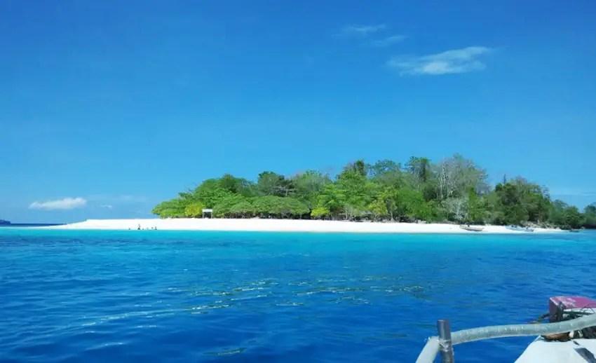 wisata baru pulau lihaga