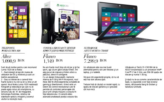 Revista Online NOV - Shop GADGET 3