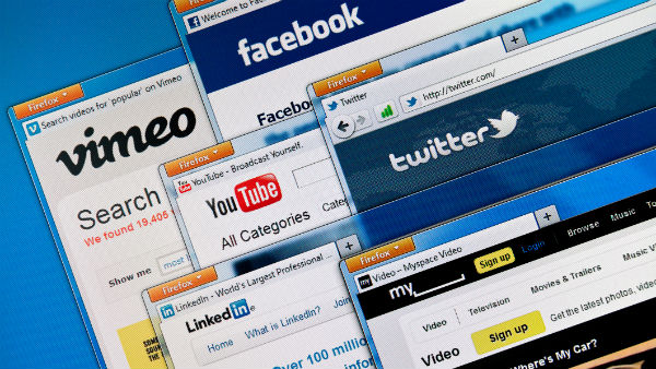 social media companii
