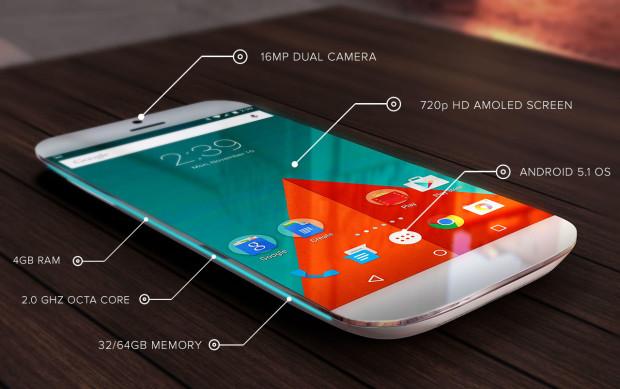 comet smartphone 2
