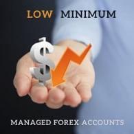 Forex Managed Accounts Low Minimum