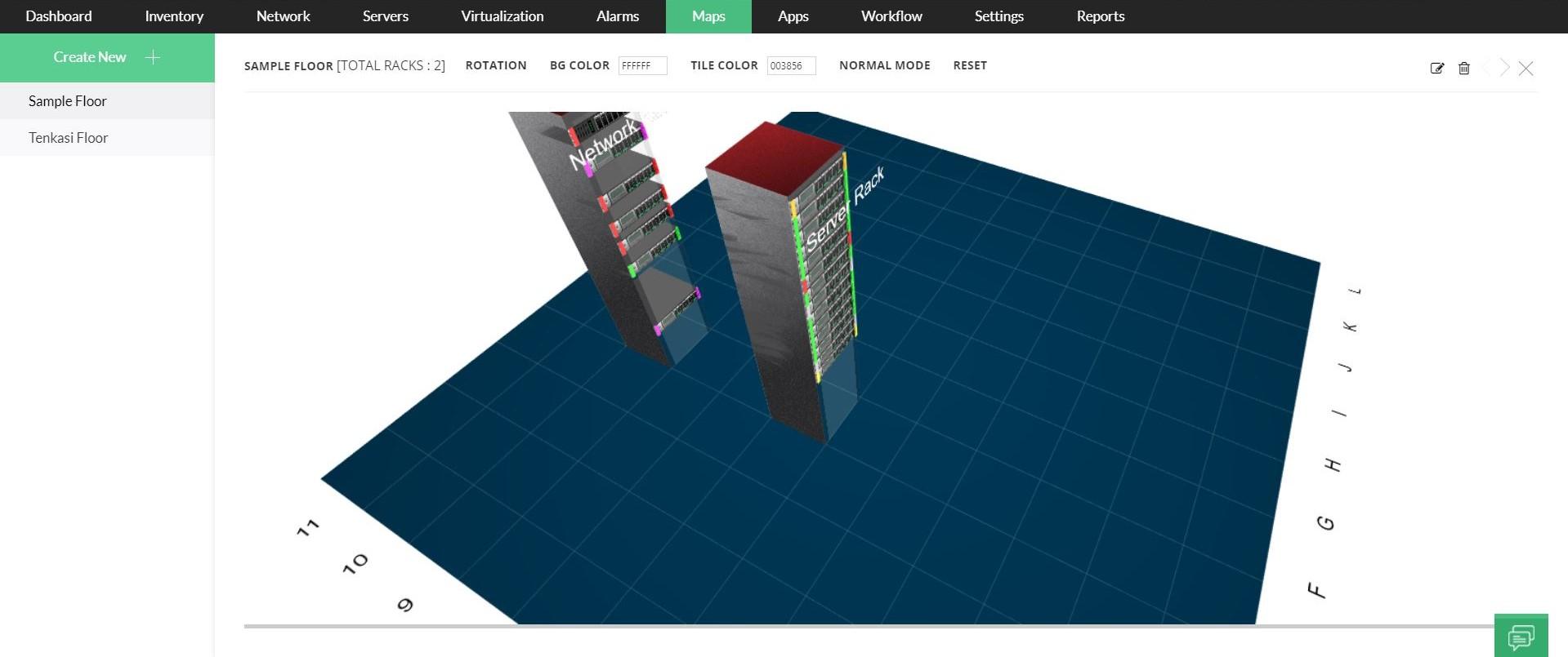 Virtual Room Builder