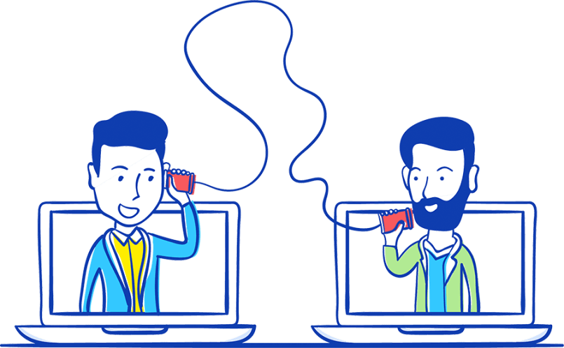 Como executar remotamente uma central de serviços bem-sucedida