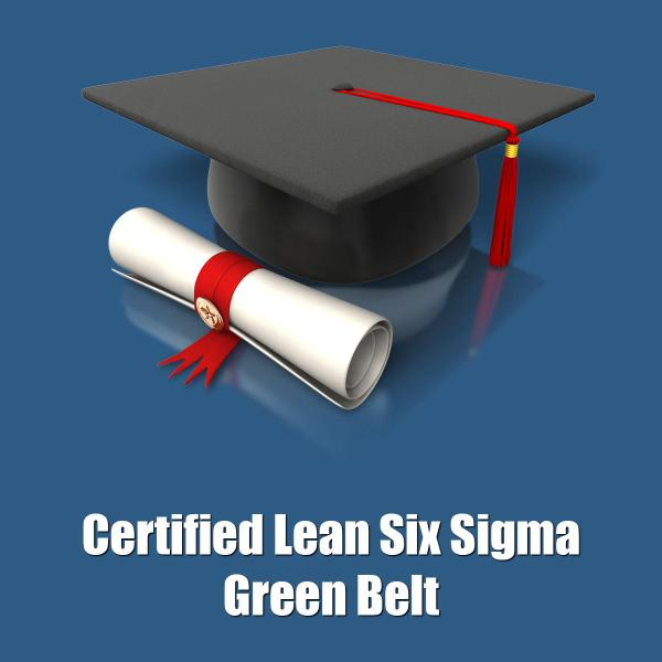 Certified Lean Six Sigma Green Belt | Management Square