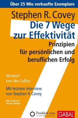 Cover von Die 7 Wege zur Effektivität von Stephen R. Covey
