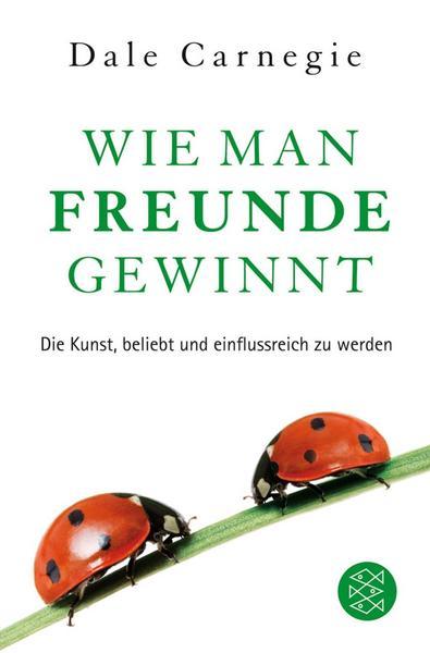"""Cover von """"Wie man Freunde gewinnt"""""""
