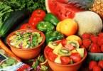 zdrowe jedzenie w restauracji