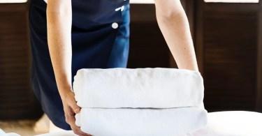 odzież dla personelu hotelowego