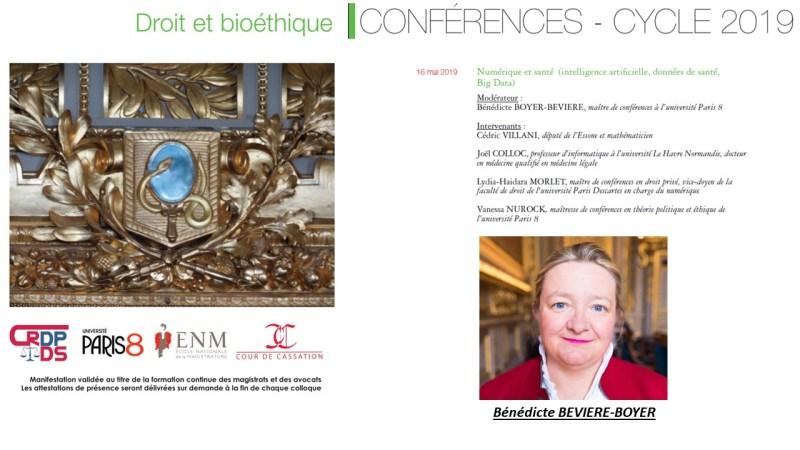 Flyer Conférence 15 Mai 2019 Version MAJ 13 05 2019