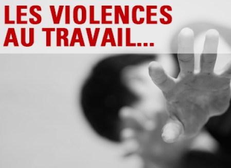 les-violences-au-travail