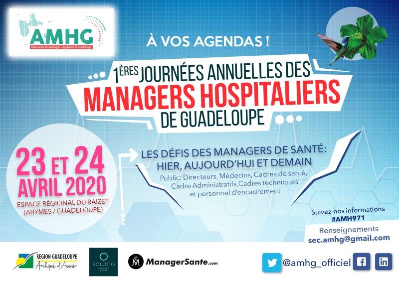 JAMHG 2020 - 23 & 24 avril 2020 - Abymes Guadeloupe Version définitive validée le 16 02 2020 après Réunion