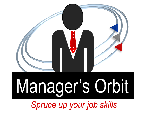 Managers orbit logo