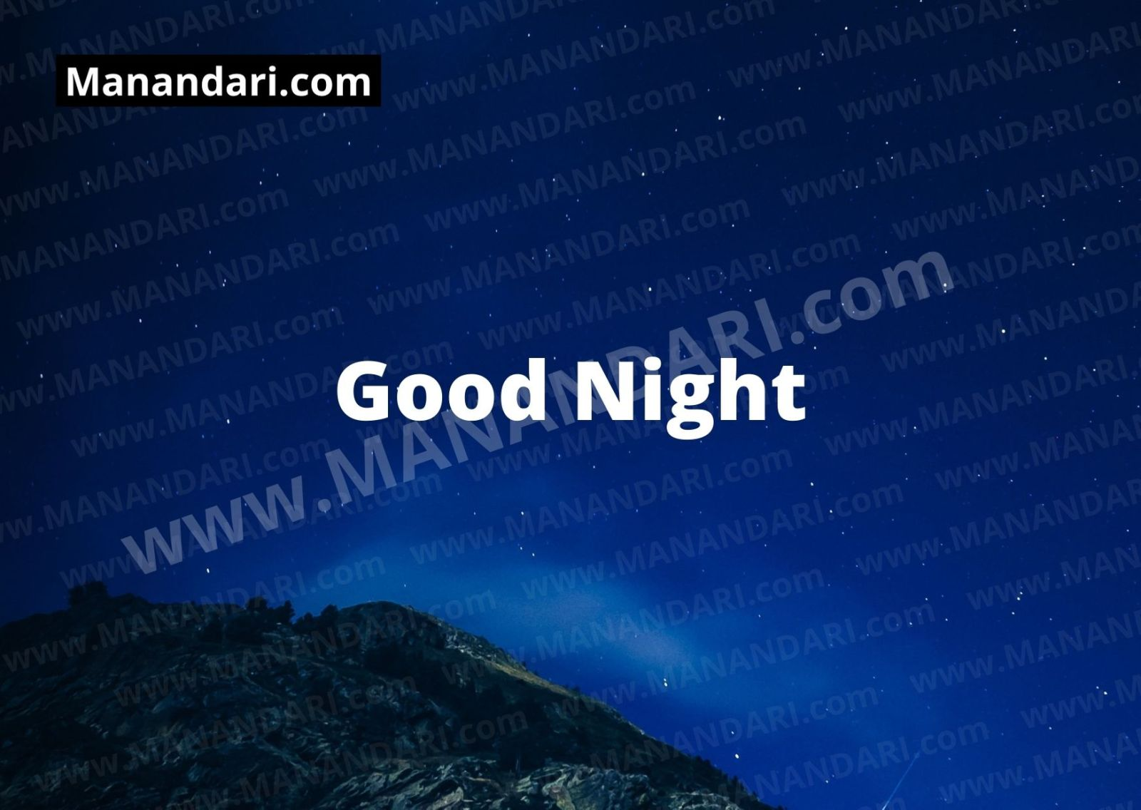 Good Night - 11