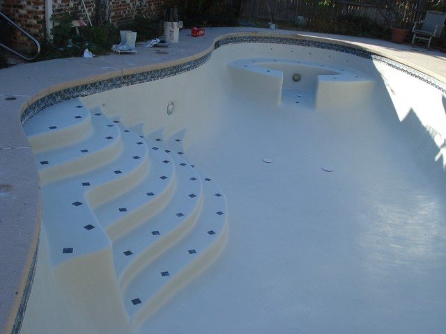 Pool Plaster Gray Quartz