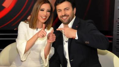 تيم حسن و وفاء كيلاني زوجين محبين
