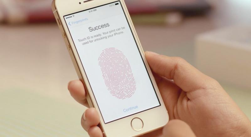 عودة بصمة الإصبع Touch ID
