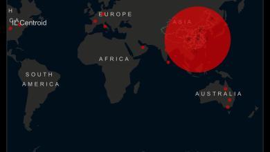 كورونا.. آخر تطورات الفيروس في أنحاء العالم
