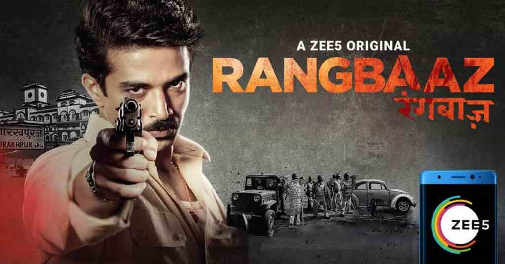 ZEE5 Rangbaaz Review Series