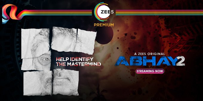 ZEE5 Abhay 2 Series Review
