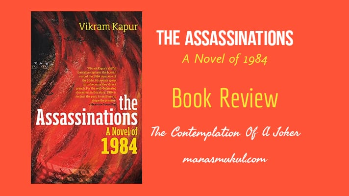The Assassinations - A Novel of 1984 - Book Review - Banner