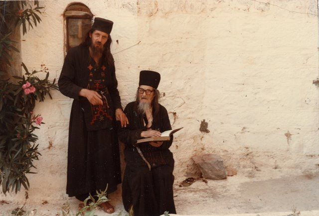 otac Simeon i otac Nikodim