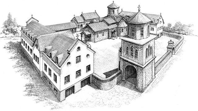 Manastir_Osovica_crtez