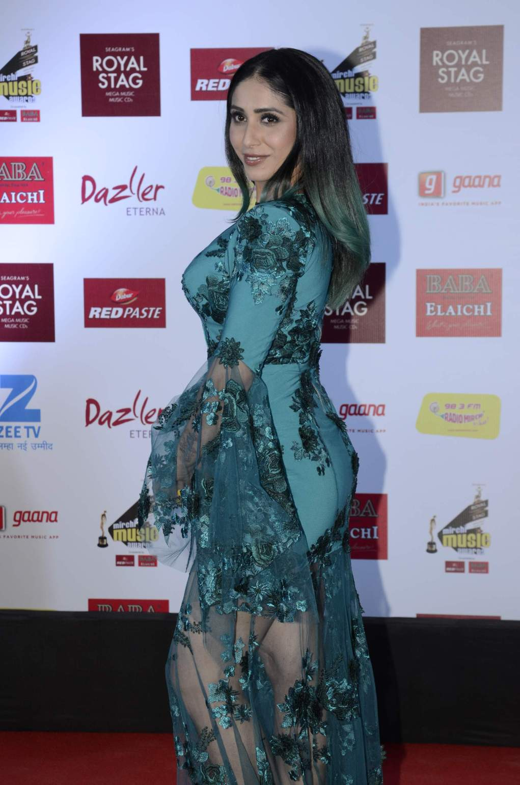 mirchi music HOT Celebs Dazzle At Mirchi Music Awards Event | Models | Actresses Radio Mirchi Awards Red Carpet 17